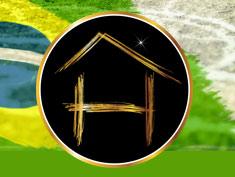 logo h bresil drapeau