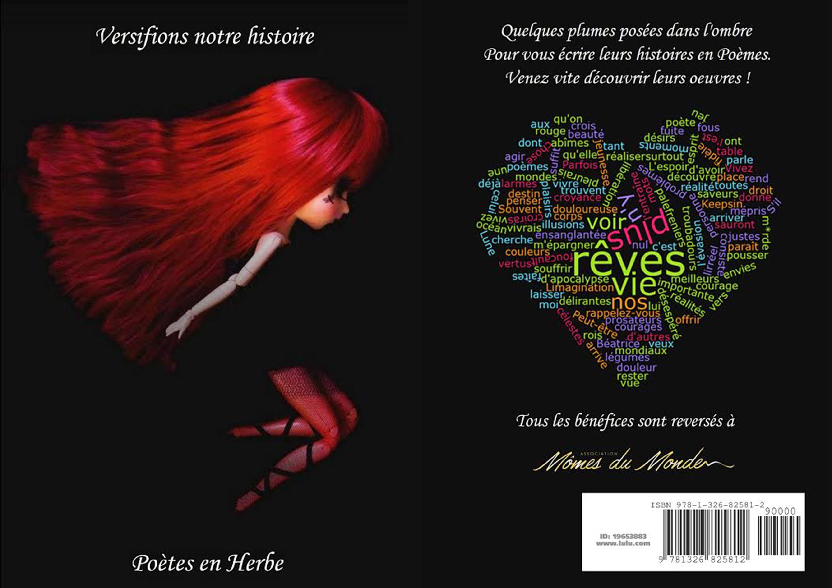 livre coeur couleurs fille